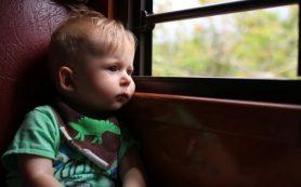 Ребенок в поезде: советы родителям