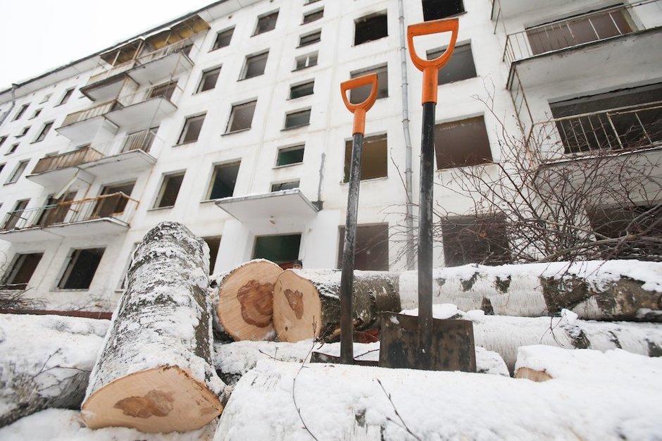 Квартиры в московских хрущевках скупают, чтобы заработать на них