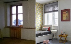 До и после: как изменились «убитые» квартиры после ремонта