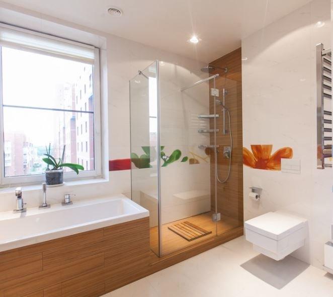 Как выбрать плитку для маленькой ванной: 7 профессиональных советов
