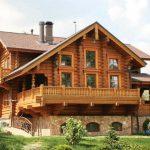Как строят деревянные дома в разных странах?