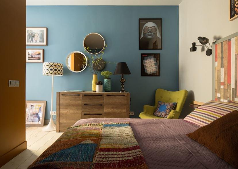 8 классных способов декорировать стены в съемной квартире
