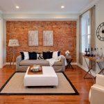 Кирпичная стена в квартире: 11 аргументов за и против