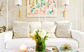 5 советов для маленькой гостиной