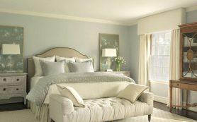 Цвет в спальне: что рекомендуют психологи?