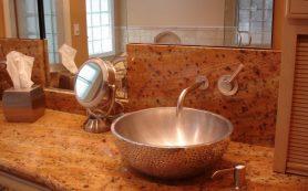 Как правильно выбрать раковину в ванную?