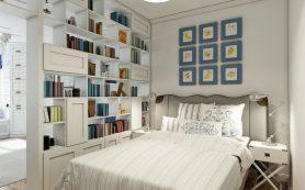 Как сделать из одной спальни две