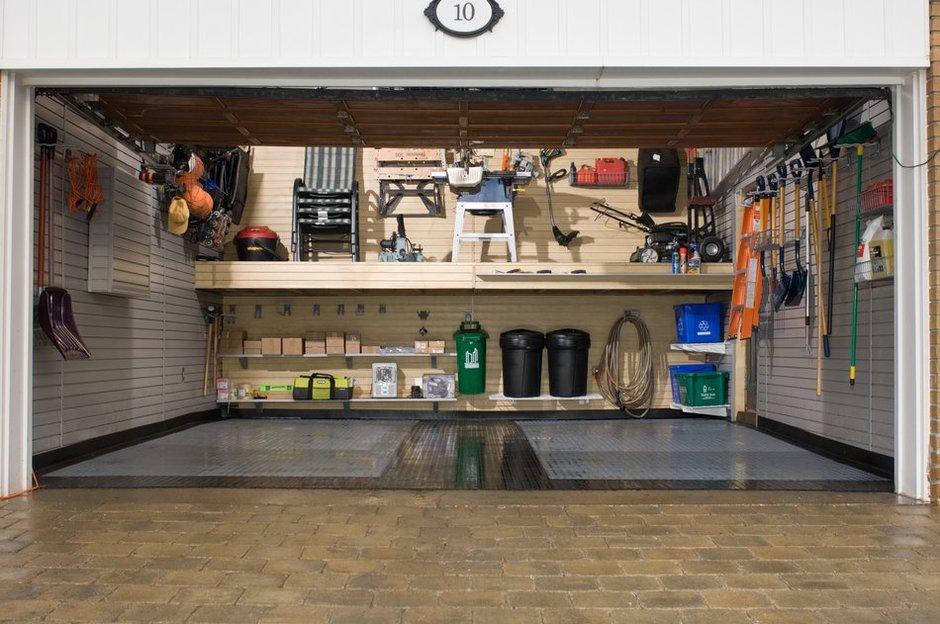 17 идей для обустройства гаража