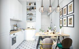 Как законно перенести кухню в комнату