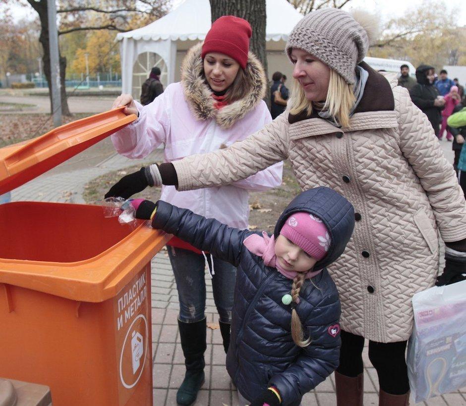 В России предложили уменьшить плату за вывоз мусора для семей с детьми