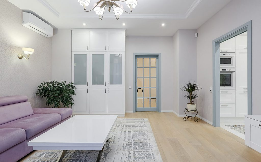 Ремонт квартир от фирмы АСК Триан — качество профессионалов!