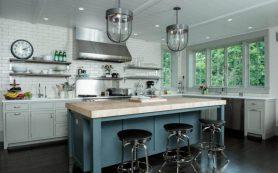 Индустриальный шик на кухне: 7 секретов создания промышленной атмосферы