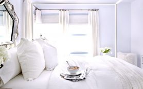 5 советов, которые помогут сделать белую спальню идеальной