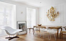 Как сочетать разные стулья вокруг обеденного стола: 7 идей и рекомендации дизайнера