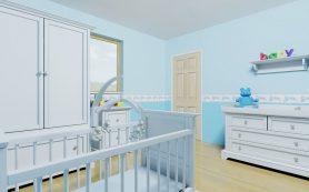 Безопасный дизайн детской комнаты