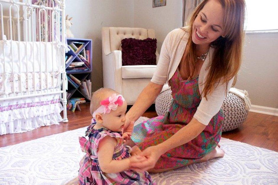 Детская недели: как оформить комнату новорожденного малыша