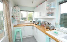 Дизайн узкой кухни: 7 полезных советов