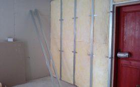 Использование гипсокартона для стен и потолков