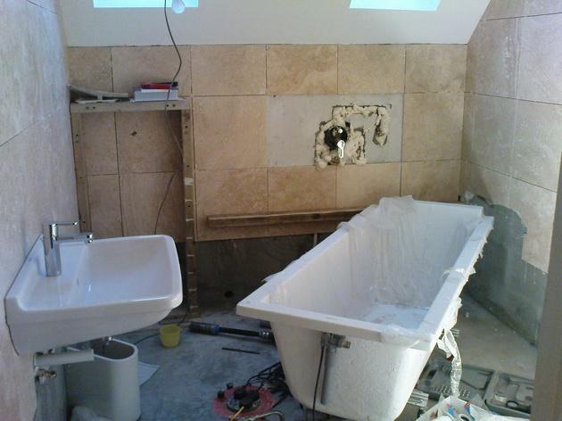 Ремонт и обновления пола в ванной комнате