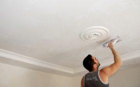 Потолок из гипсокартона. Как сделать потолок из гипсокартона своими руками