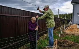 В Госдуме разработали поправки о правах соседей по даче