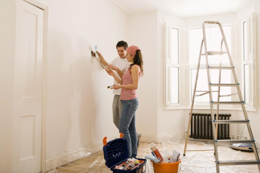 С чего начать при самостоятельном ремонте квартиры?