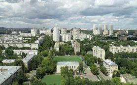 Вторичный рынок жилья в Москве упал в мае втрое