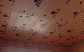 Пеноплекс для утепления потолка