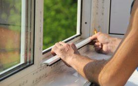 Как установить окна из пвх