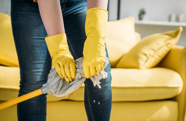 Что будет, если отказаться от влажной уборки
