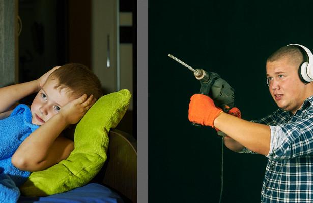 Хватит «сверлить мой мозг»: что делать, если сосед постоянно делает ремонт