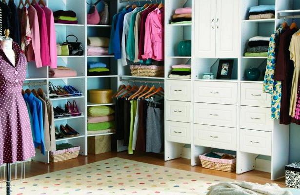 Как освободить место в гардеробе