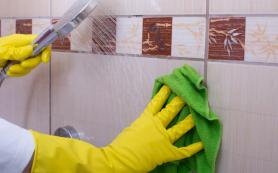 Как и чем помыть кафель, чтобы он блестел