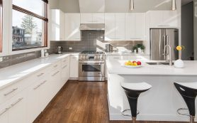 Какой пол лучше сделать на кухне