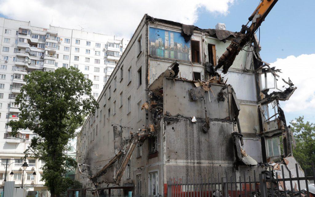 В России планируют ускорить реновацию жилья