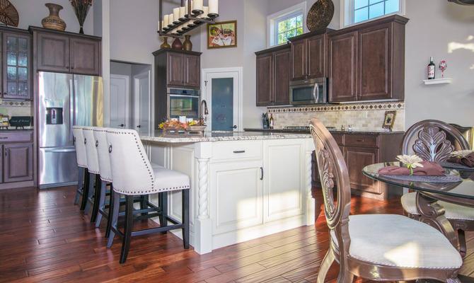 Как устроить уютную кухню по законам фэн-шуй