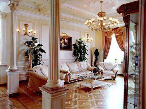 Дизайн комнаты. Секреты стиля антик