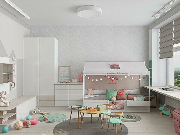 Комната на вырост: 8 главных ошибок при ремонте детской
