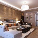 Как оформить гостиную в стиле модерн?