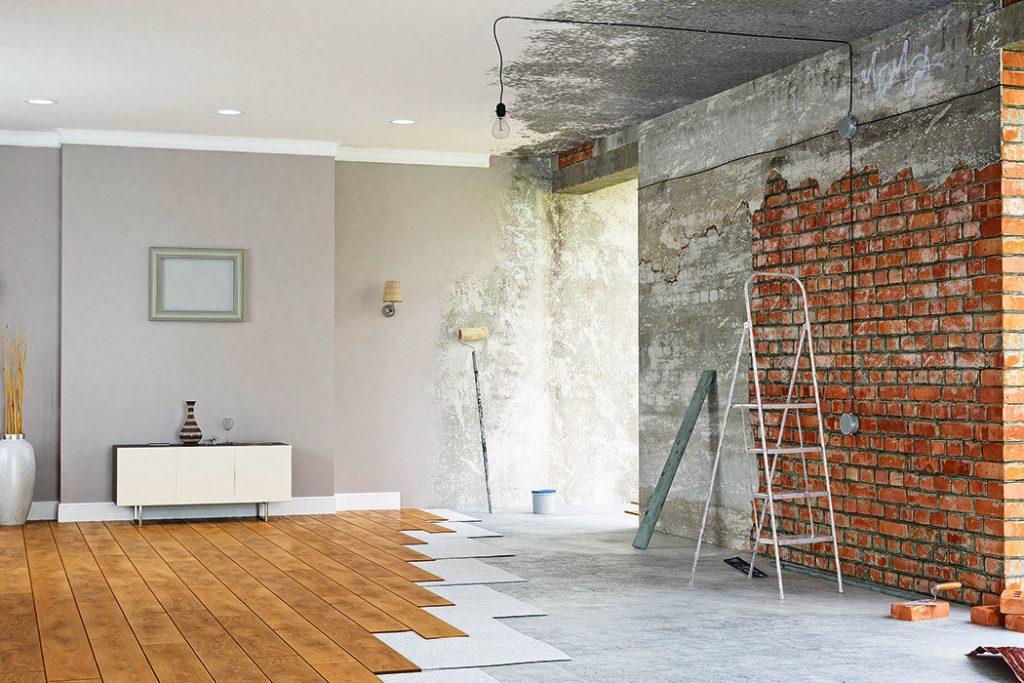 Как сделать ремонт новостройки под ключ недорого и качественно?