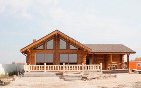 Массив дерева — лучшее решение для строительства загородного дома