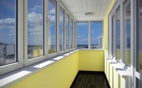 Теплое остекление балконов и лоджий, способы и преимущества