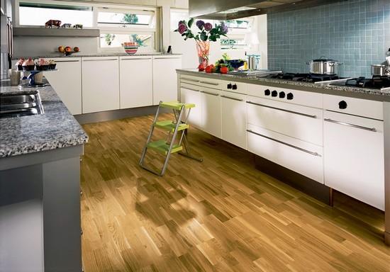 Как выбрать ламинат на кухню?