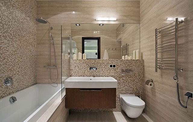 Общий порядок и последовательность ремонта ванной комнаты