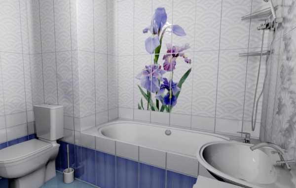 Отделка ванной комнаты пластиковыми панелями — преимущества и недостатки