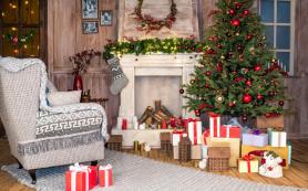 Как дешево и необычно украсить квартиру к Новому году