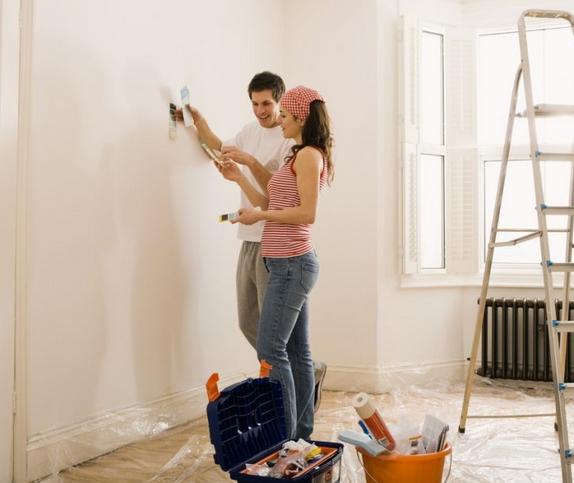 Ремонт зимой в квартире — стоит ли?