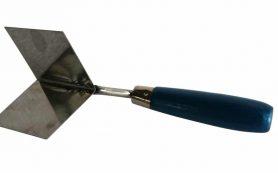 Угловые шпатели: особенности, плюсы и минусы