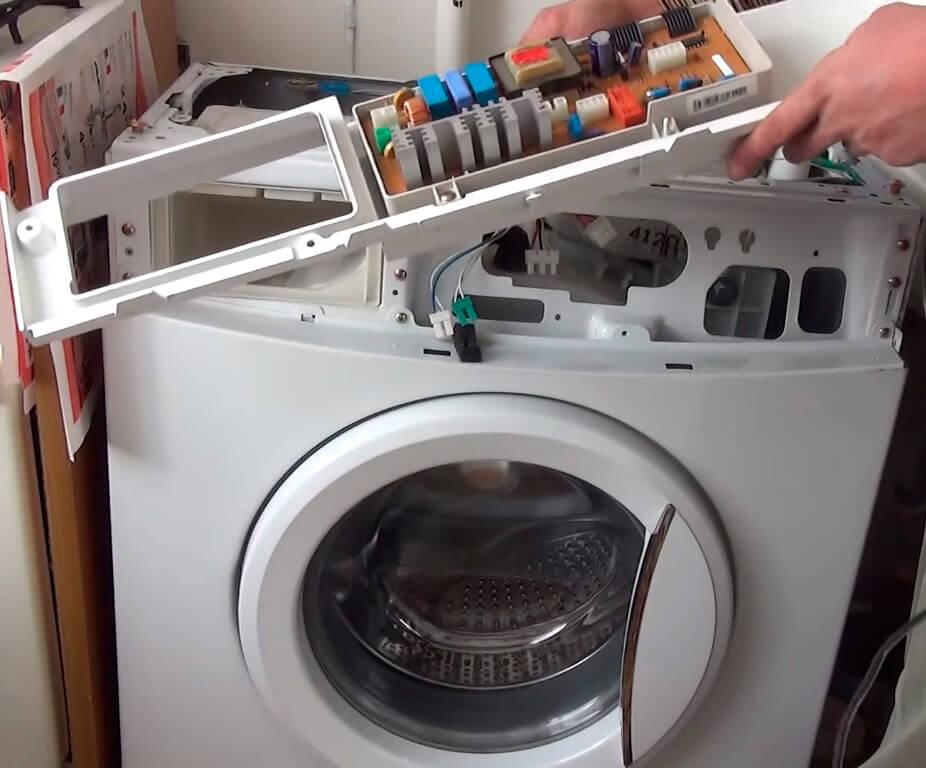 Техническое обслуживание и ремонт стиральных машин