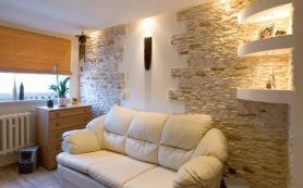 Стили интерьера с камнем – отделка камнем интерьеров в различных стилях